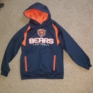 Youth Chicago Bears hoodie 10/12